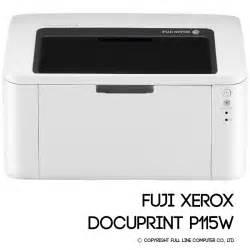 Toner Xerox P115w fuji xerox docuprint p115w เคร องปร นเลเซอร ราคาถ ก
