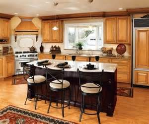 kitchen island different color than cabinets different color kitchen islands