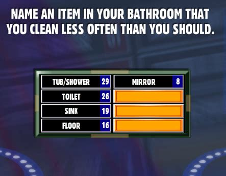 how often should you clean your bathroom how often should you clean your bathroom 28 images