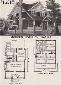 modern craftsman ranch houselans sears home bungalow house plans one half timbered two story craftsman style bungalow 1916
