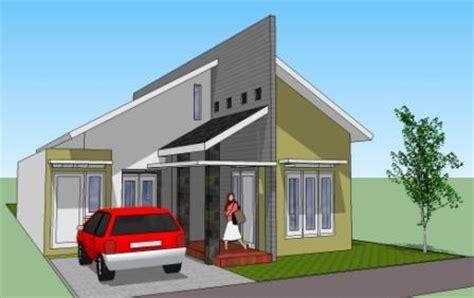 membangun rumah minimalis di tanah miring 2 eramuslim
