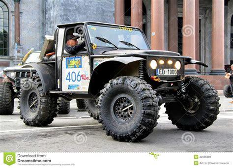 offroad jeep cj ladoga trophy 2013 editorial image image of motorsport