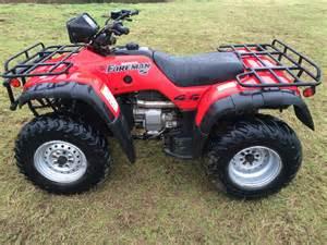 Honda 450 Atv Honda Foreman Trx450 Atv Farm Bike 2 4wd 450cc