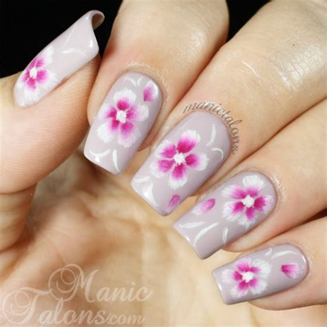 One Stroke Nail For Beginners