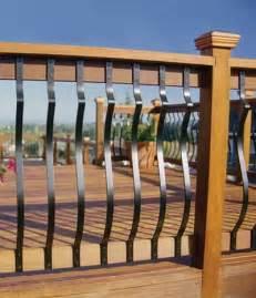 Patio Railings by Aluminum Porch Railing Aluminum Deck Railing Deck
