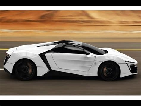 lincoln hypersport the supercar lykan hypersport
