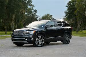 2017 gmc acadia denali test drive review autonation