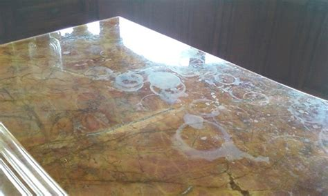 Granite Countertops Problems by How To Remove Water Stains From Granite Countertops