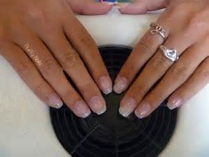 fluffy nails pose 25 pose d ongles en gel naturelle avec