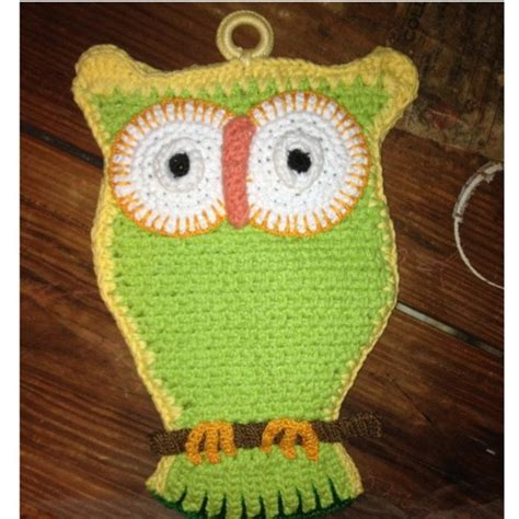 vintage owl pattern 17 best images about crochet vintage items on pinterest