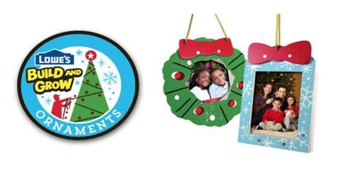 kroger christmas ornaments kid s build a free ornament 12 3 mojosavings