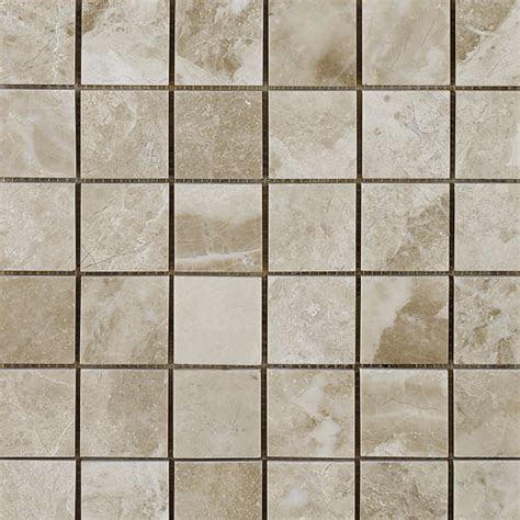 Marble Mosaic Floor Tile Buy Grey Beige Polished Marble Wall Floor Tiles For Bathrooms Kitchens