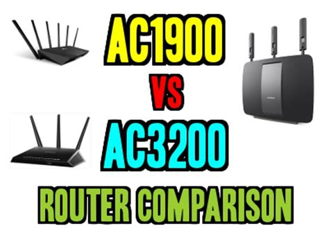 Linksys Ac3200 Dlink Ac1750 Asus Ac1200 G Router Dual Bands ac1900 vs ac3200 ac1900 vs ac3200 router comparisons 2018