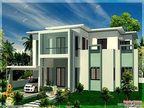 Contemporary House Plans Flat Roof by Flat Roof Modern House Contemporary House Plans Flat Roof