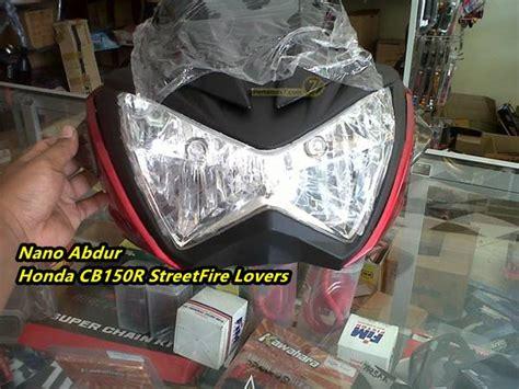 Bohlam Led Motor Vixion headl replika z250 blackhairstylecuts