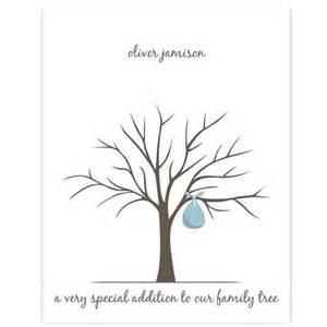 Baby Shower Thumbprint Tree Template by Pin By Rohrer On These Are A Few Of My Favorite