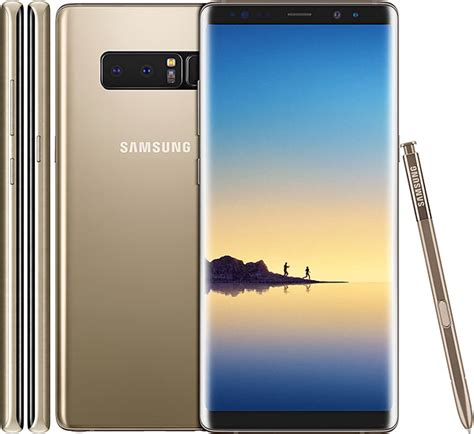 Samsung Note 8 Di Korea Satu Juta Unit Samsung Galaxy Note 8 Terjual Di Negara Ini