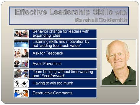 Coaching For Leadership Writings On By Marshall Goldsmith Ebook marshall goldsmith effective leadership skills dvd