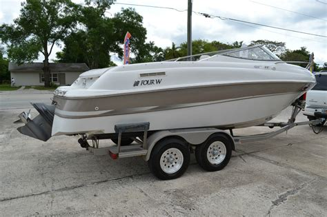 four winns boat sizes four winns sundowner 225 2002 for sale for 5 000 boats
