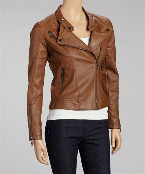 womens brown motorcycle brown motorcycle jackets jackets