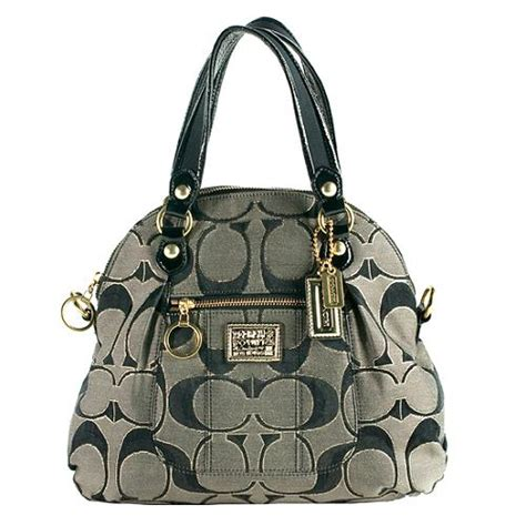 couch poppy coach poppy signature highlight tote