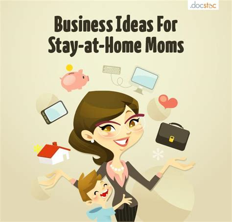 business ideas for stay at home mums iaspireblog