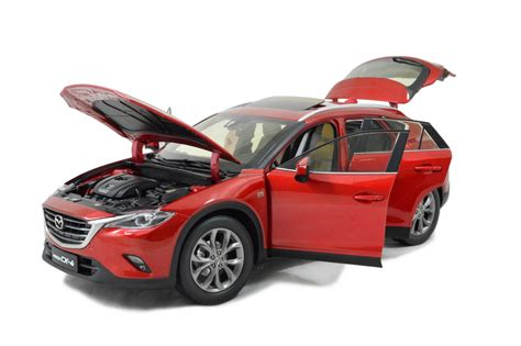 mazda model mazda cx 4 2016 1 18 scale diecast model car wholesale