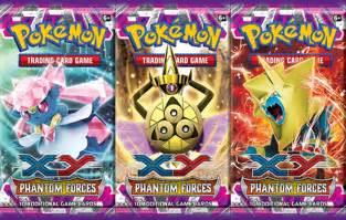 Pokemon xy phantom forces booster box 199 potomac distribution
