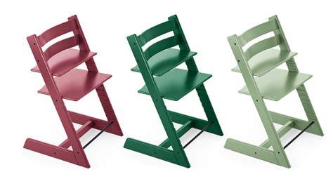 tripp trapp stuhl stokke neue farben f 252 r den stokke tripp trapp hochstuhl