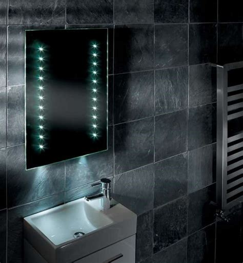 tavistock momentum led illuminated bathroom mirror 450mm x