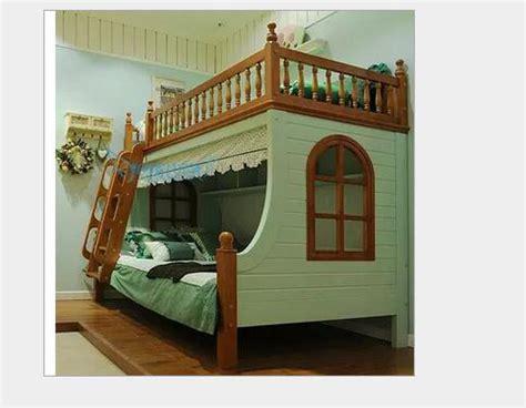 camas literas de madera para ni os camas literas de madera maciza cama para ni 241 os altura
