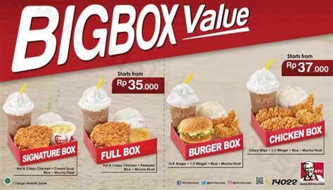 Big Mac Paket Hemat berbagai pilihan paket kfc murah terbaik untuk anda