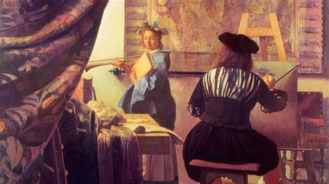 el arte de la pintura montoya after vermeer collection