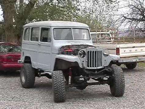 56 Jeep Willys Jake S 56 Willys Wagon