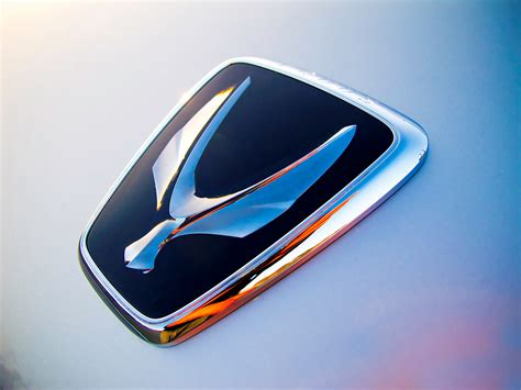 hyundai logo meaning the badge the forgotten hyundai equus logo its