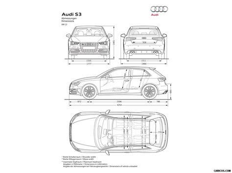 Audi S3 Dimensions by 2014 Audi S3 Dimensions Wallpaper 32 1280x960