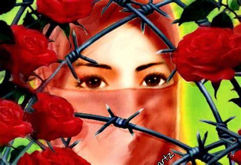 gambar tato kartun lucu gambar kartun muslim muslimah islami gambar kartun