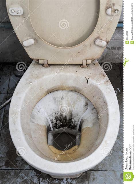 dirty bathroom dream dirty flush toilet mechanism stock image cartoondealer