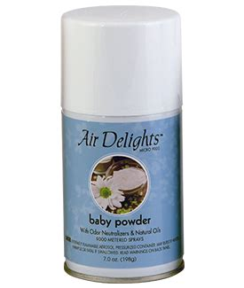 Baby Powder Compact Refill 401243 baby powder micro 9000 air freshener refill airdelights
