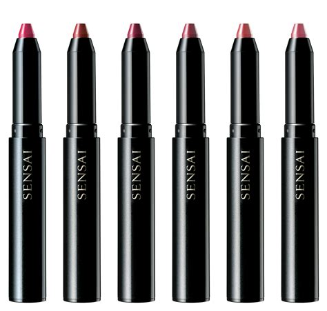 Lipstik Silky the lipstick sensai silky design