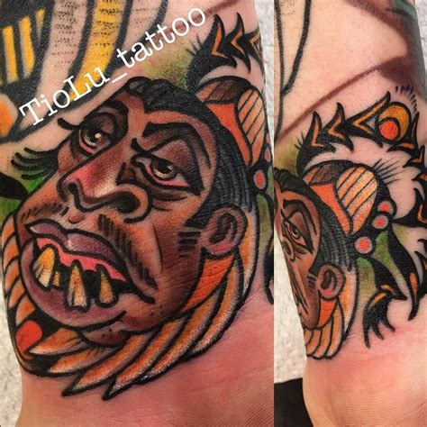 howard stern tattoo tio lu sacred vancouver howard beetlejuice