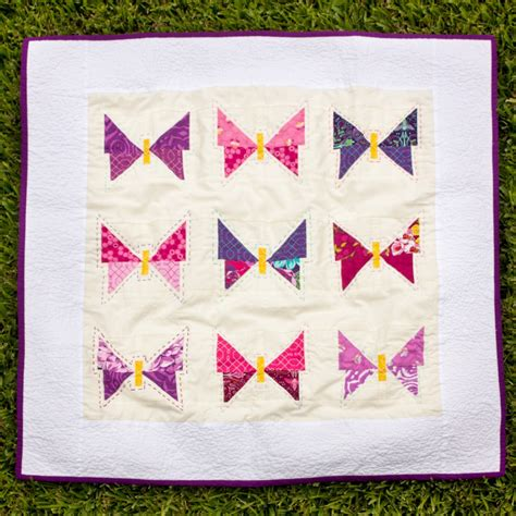 Free Printable Baby Quilt Patterns by Butterfly Baby Quilt Pattern Allcrafts Free Crafts Update