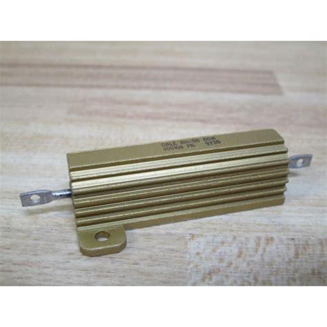 vishay rh resistors dale vishay 9738 resistor mara industrial