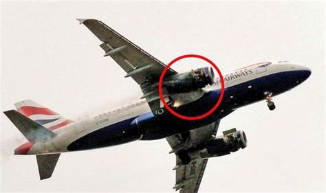 Mistakes On A Plane by Airways Plane Allowed To Fly By Mistake Uk