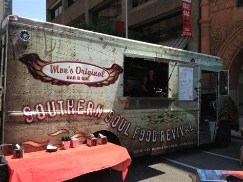 Backyard Bbq Food Truck Denver Food Moe S Original Bbq Truck Colorado