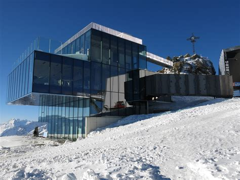 the ski house glass house in the ski resort of solden austria wallpapers and images wallpapers