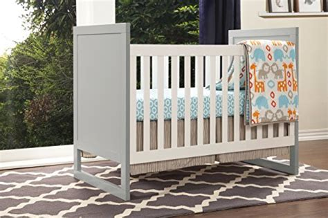 Baby Mod Crib Canada by Baby Mod Modena Mod Two Tone 3 In 1 Convertible Crib Grey