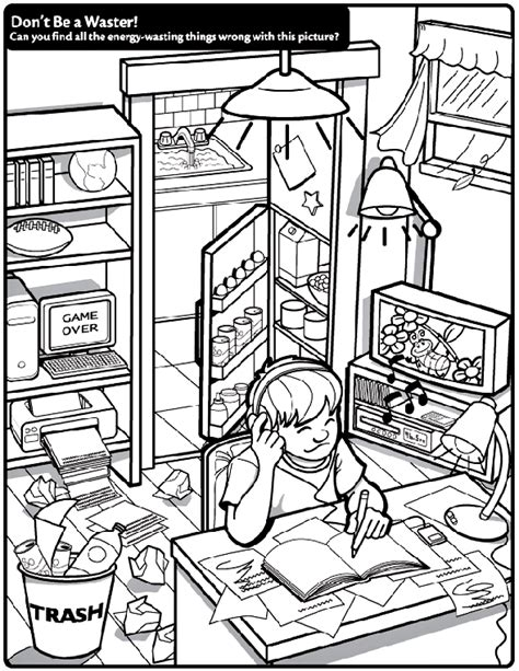 coloring pages wrong don t be a waster crayola au