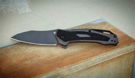 new kershaw knives new kershaw vedder folding knife recoil offgrid