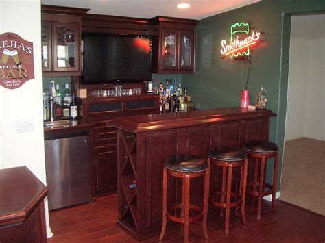 home bar cabinets get a custom home bar and built in wine storage